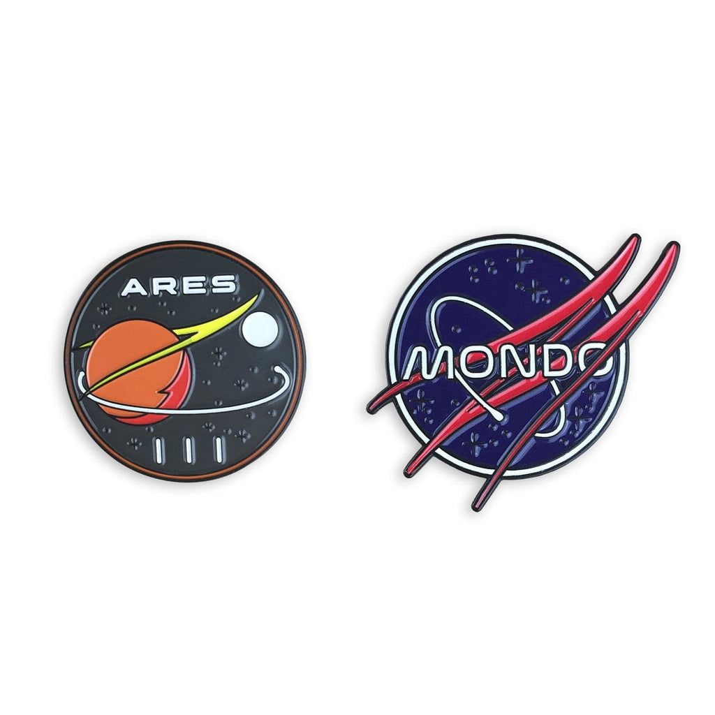ARES / MASA Enamel Pin Set