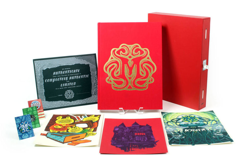 The Art of Mondo - Deluxe Edition