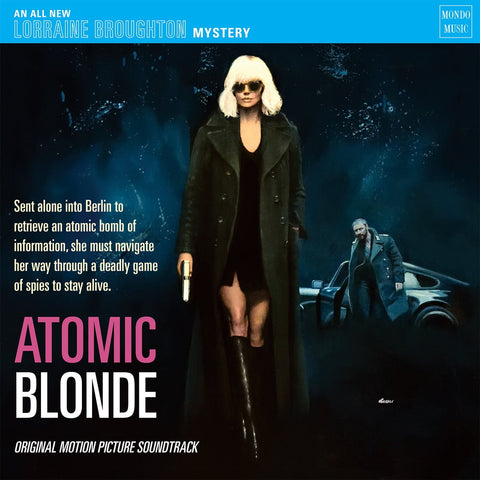 Atomic Blonde - Original Motion Picture Soundtrack 2XLP (PRE-ORDER)