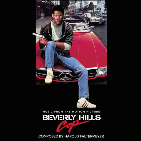 Beverly Hills Cop - Original Motion Picture Score LP
