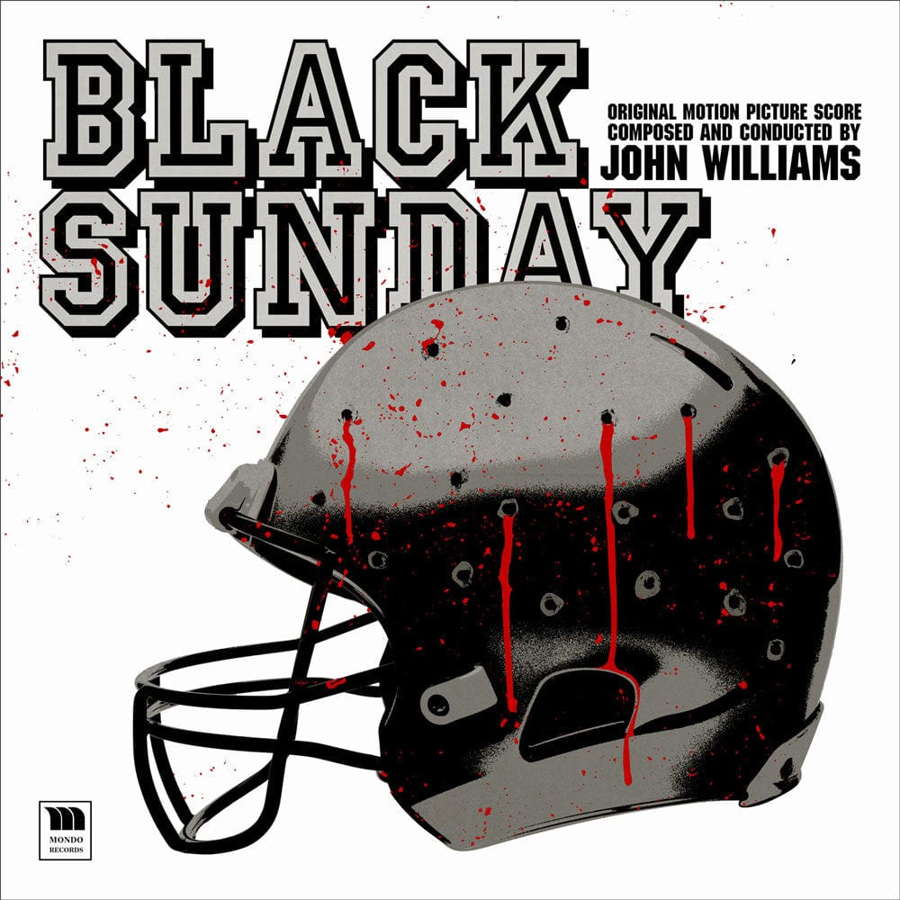 Black Sunday Original Motion Picture Soundtrack 2XLP