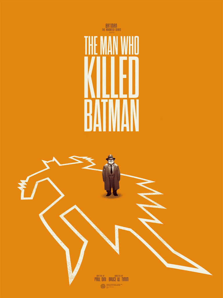 Batman: The Animated Series - The Man Who Killed Batman