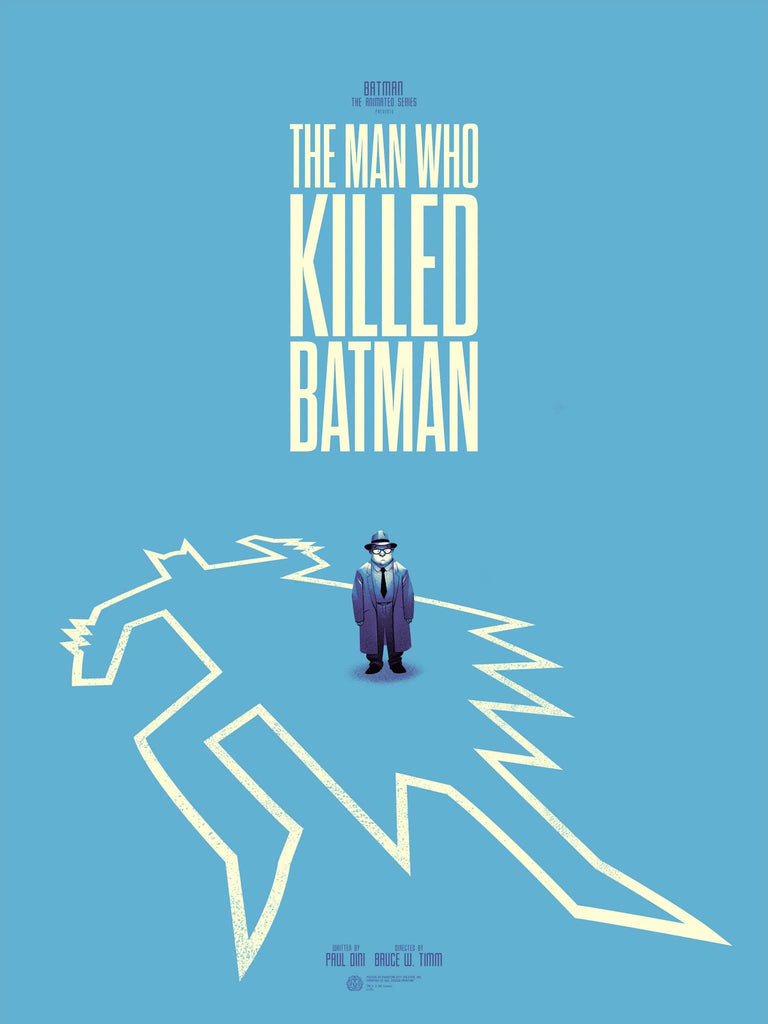 Batman: The Animated Series - The Man Who Killed Batman (Variant)
