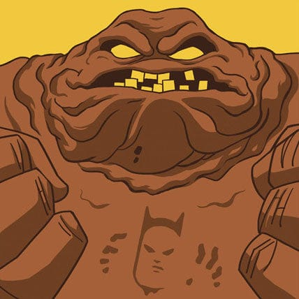 Clayface - Batman: The Animated Series 7-Inch