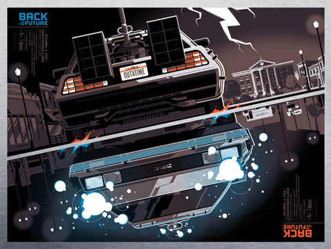 Back to the Future (Metal Variant) - Whalen