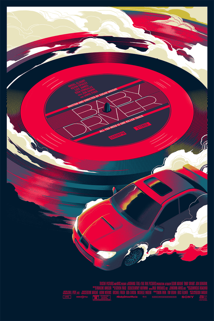 Baby Driver (Variant)