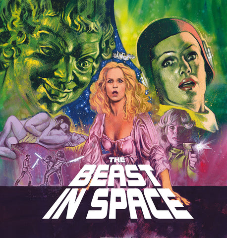 The Beast In Space - Original Motion Picture Soundtrack LP