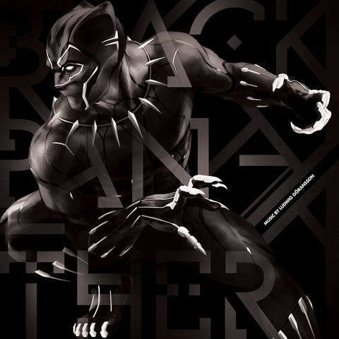 Marvel's Black Panther - Original Motion Picture Soundtrack 3XLP