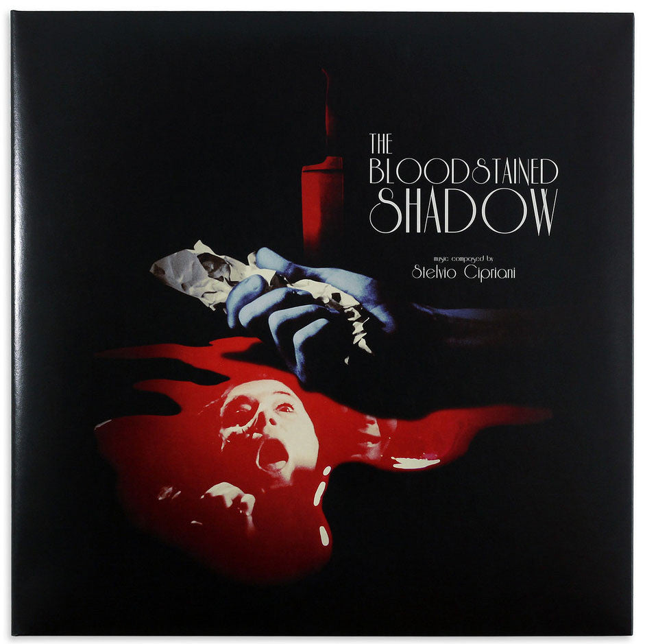 The Bloodstained Shadow (aka Solamente Nero) - Original Soundtrack LP