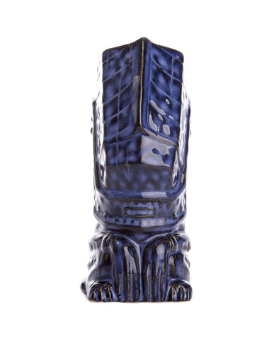 Aliens Ceramic Tiki Mug (Blue)