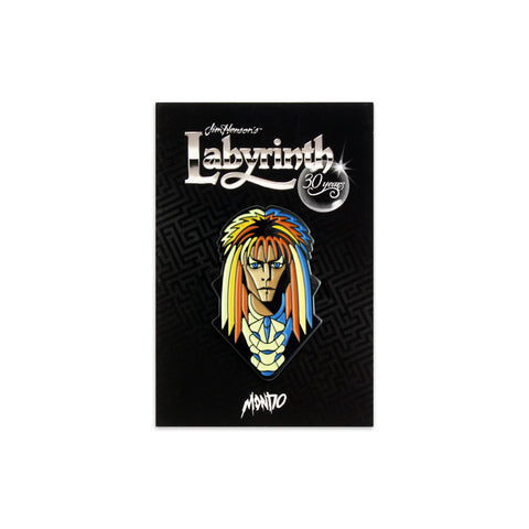 Labyrinth: Jareth the Goblin King Enamel Pin