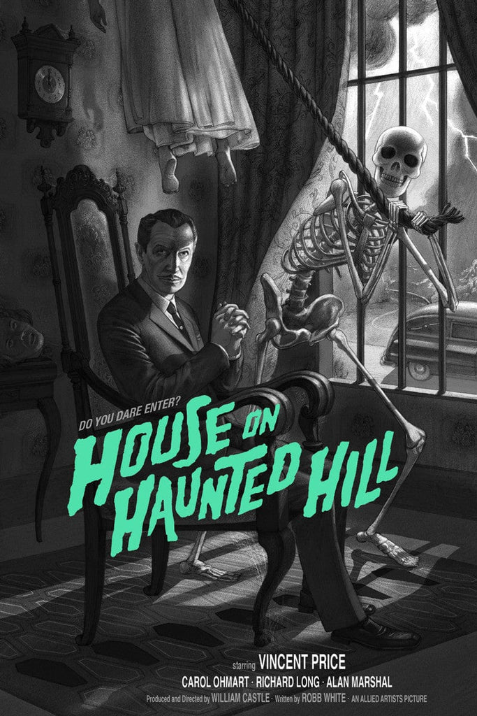 House on Haunted Hill (Variant)
