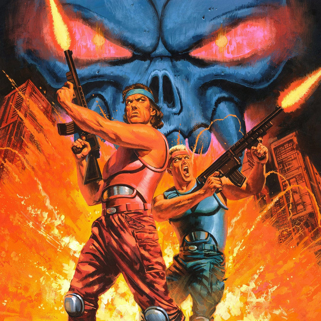 Contra 3: The Alien Wars - Original Video Game Soundtrack LP