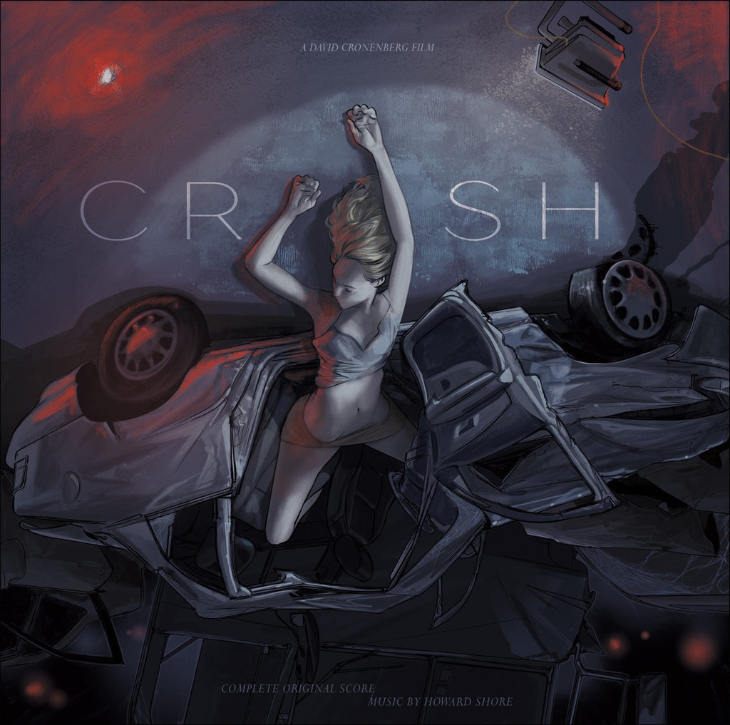 Crash - Original Motion Picture Soundtrack 2XLP