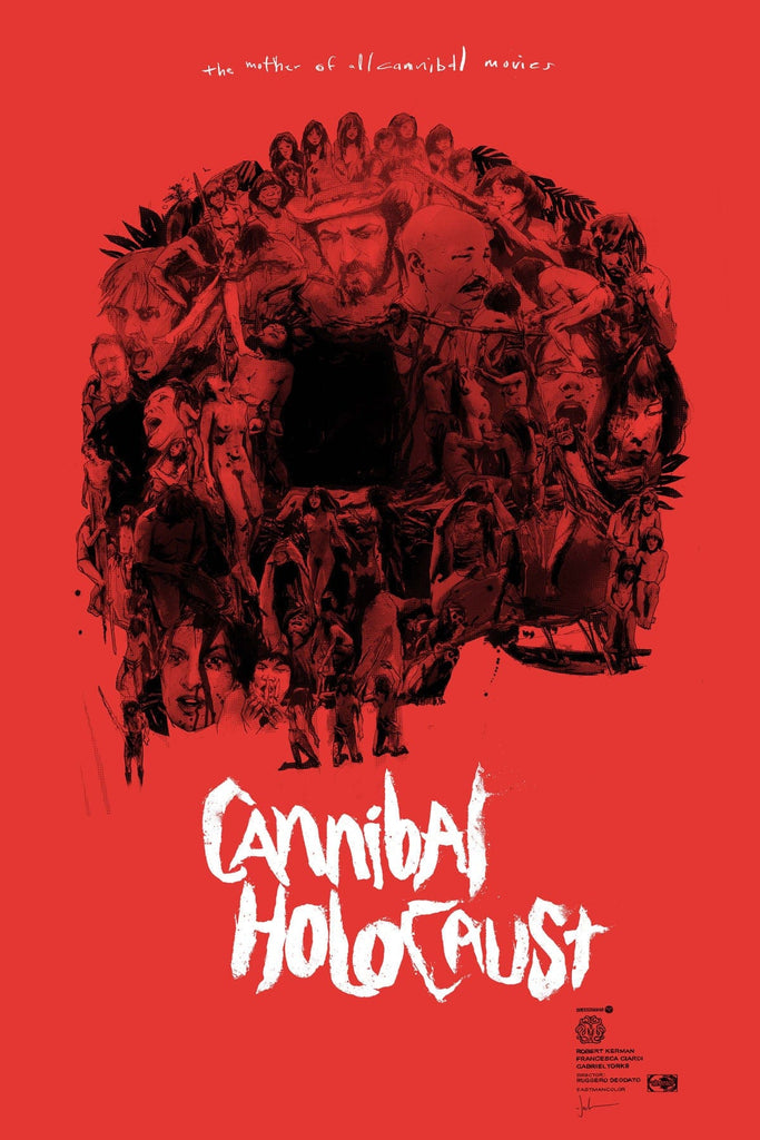 Cannibal Holocaust (Variant)