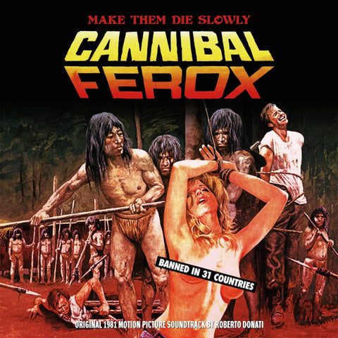 Cannibal Ferox - Original Motion Picture Soundtrack