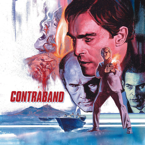 Contraband -  Original Motion Picture Soundtrack LP