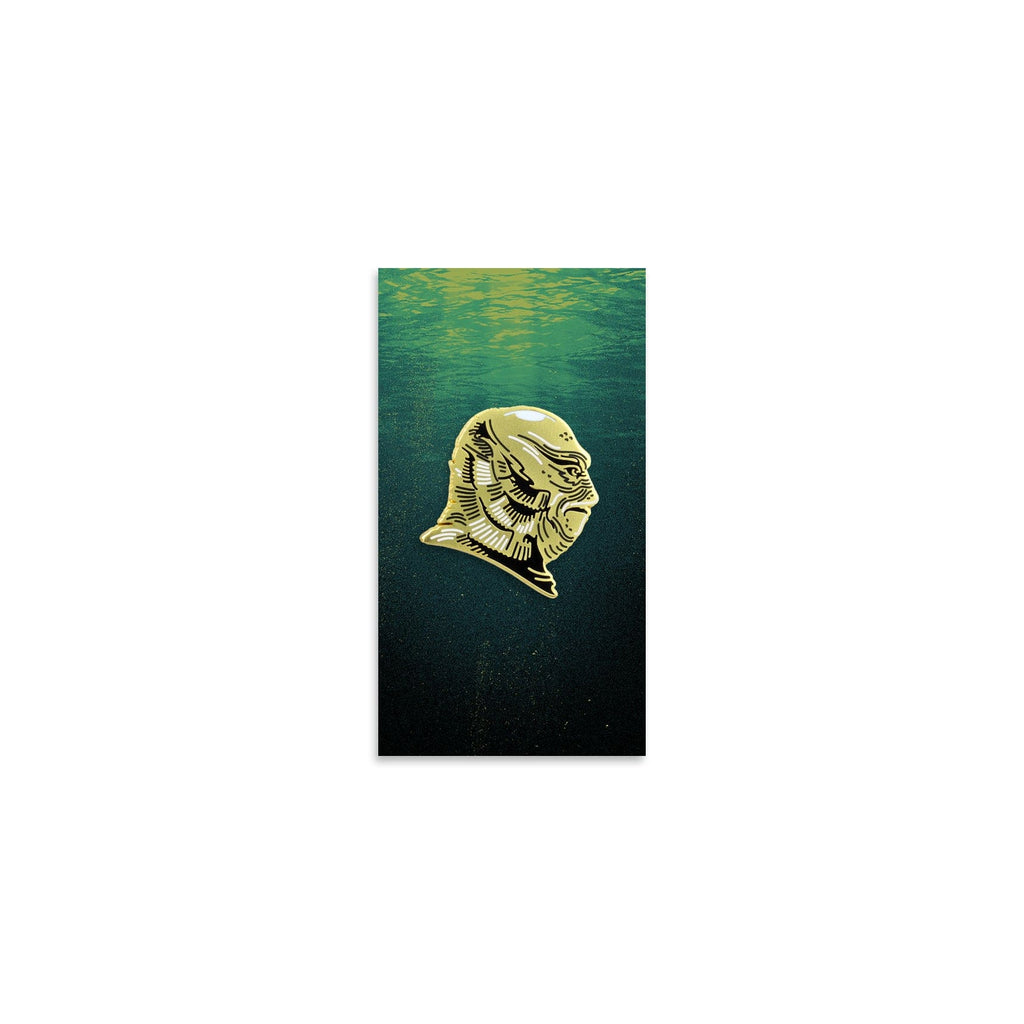 Creature From the Black Lagoon Enamel Pin (Pre-Order)