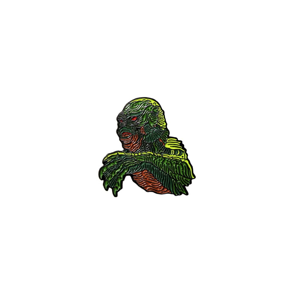 Creature From The Black Lagoon Enamel Pin
