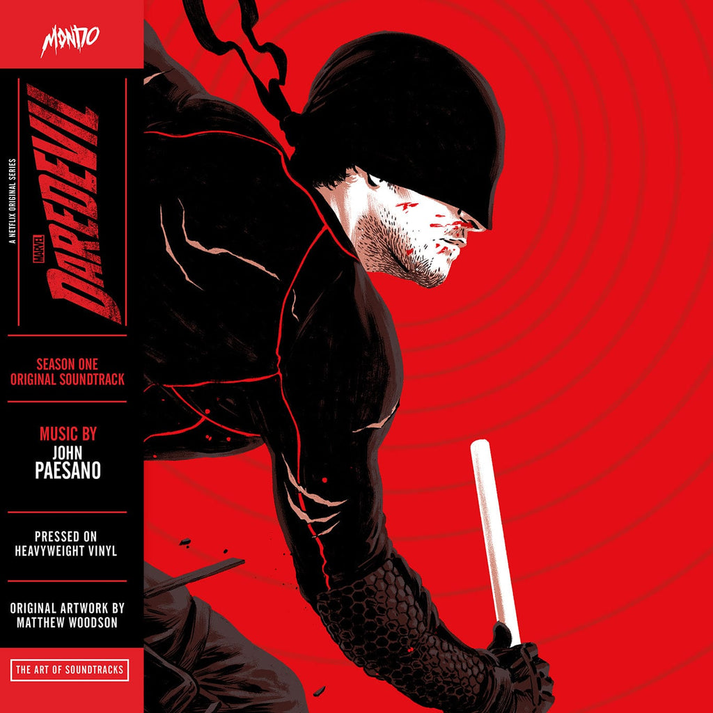 Marvel's Daredevil - Season One - Original Soundtrack LP