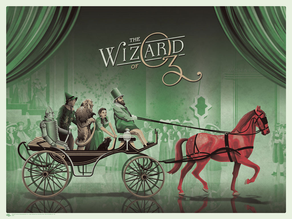 The Wizard of Oz (Red Horse)