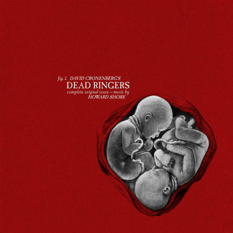 Dead Ringers - Original Motion Picture Soundtrack LP
