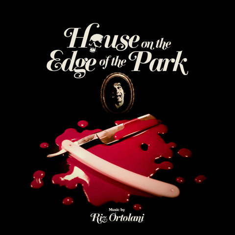 House On The Edge Of The Park - Original Motion Picture Soundtrack LP