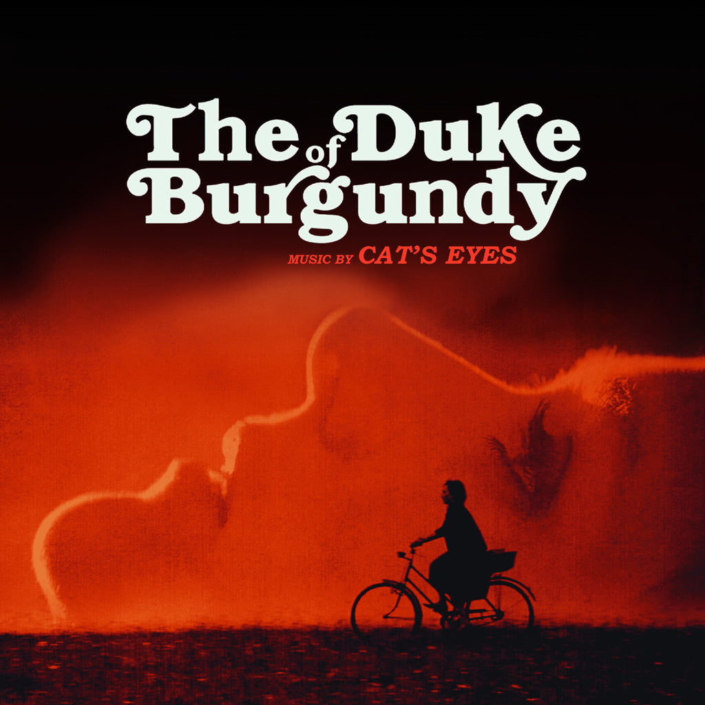 The Duke Of Burgundy Soundtrack LP
