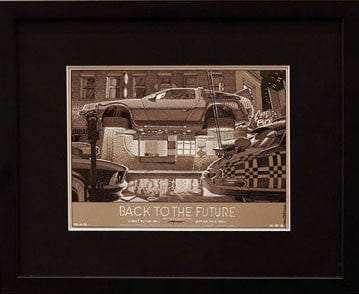 Back to the Future Part II Original Art