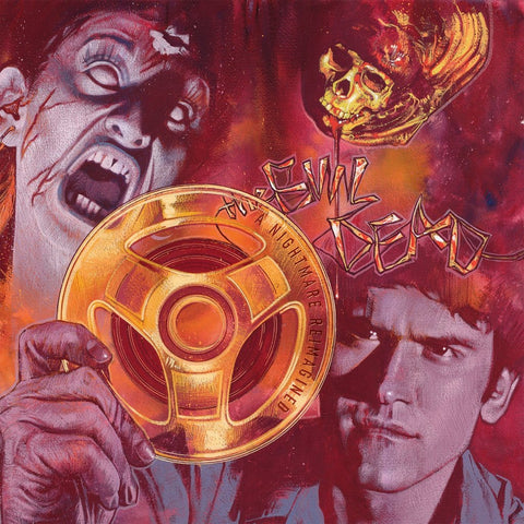 Evil Dead - A Nightmare Reimagined 2XLP (TFW Edition)