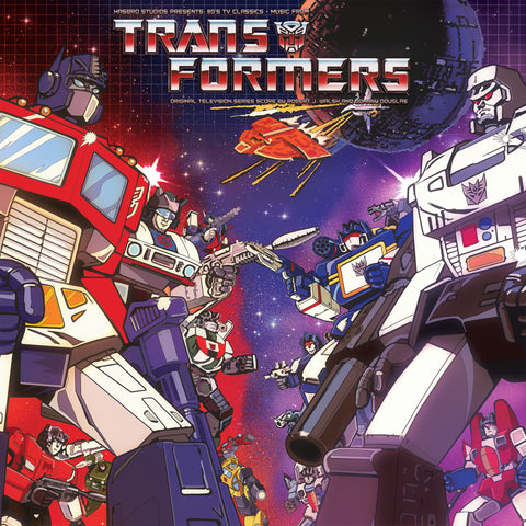 Transformers - Original Television Series Score LP