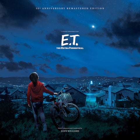 E.T. The Extra-Terrestrial - Original Motion Picture Soundtrack 2XLP
