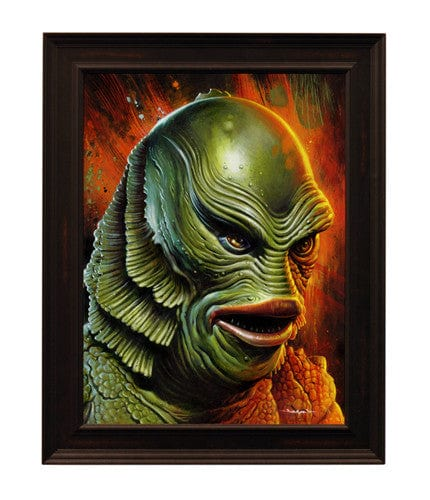 Creature from the Black Lagoon Jason Edmiston OG