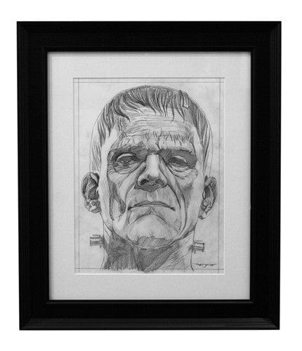 Frankenstein Pencils Jason Edmiston OG