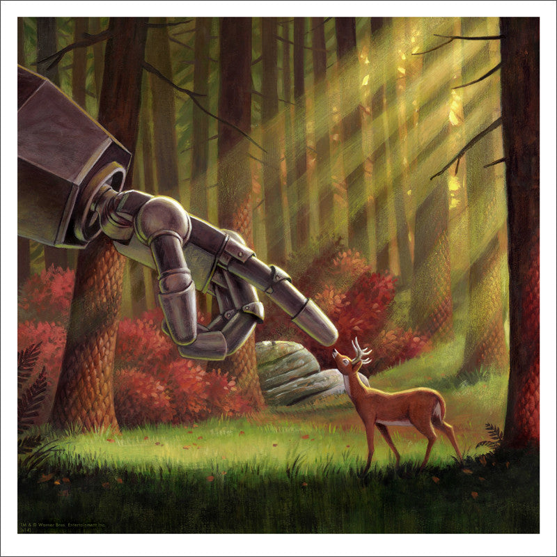 The Iron Giant (Deer)