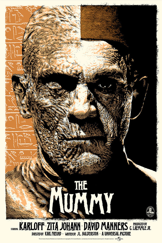 The Mummy (Copper)