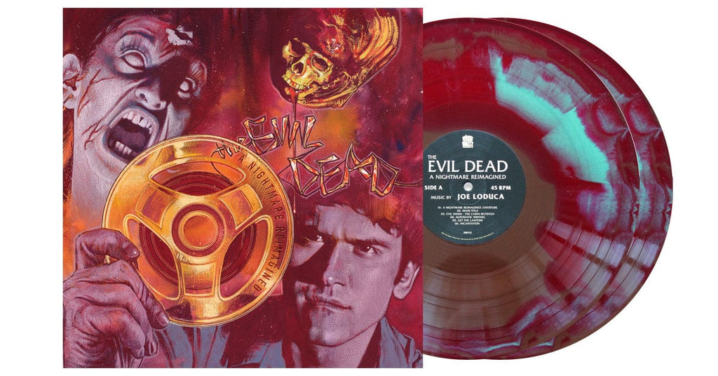 Evil Dead - A Nightmare Reimagined 2XLP