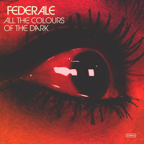 Federale - All the Colours of the Dark LP (Death Waltz Originals)