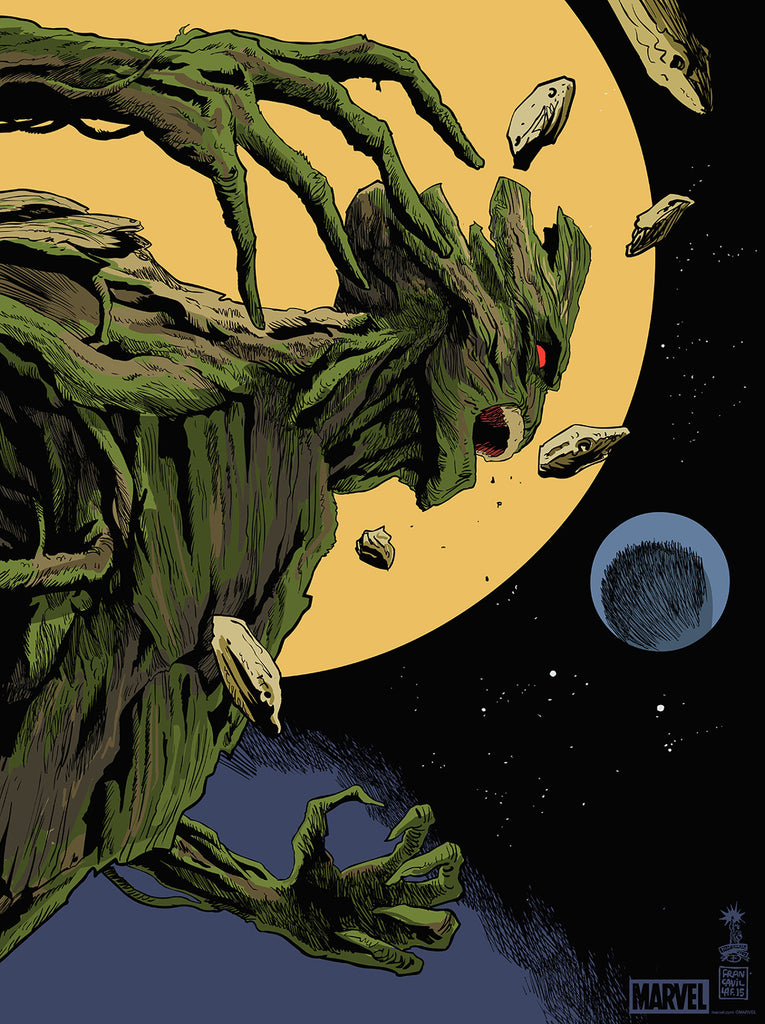 The Fury of Groot #2