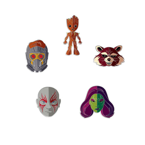 Guardians of the Galaxy 6-Pin Team (Set 2)