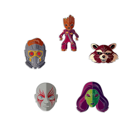 Guardians of the Galaxy 6-Pin Team (Set 1)