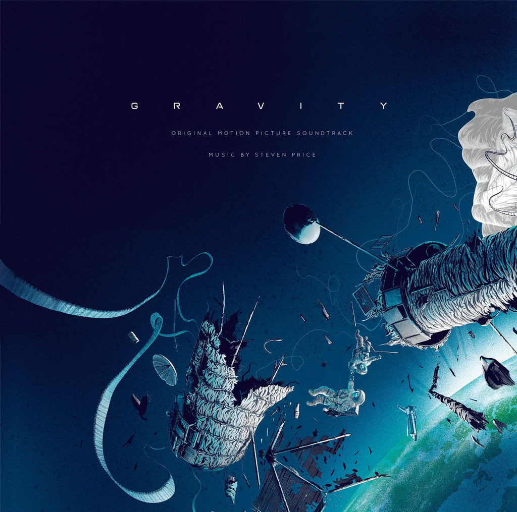 Gravity Original Motion Picture Soundtrack 2XLP
