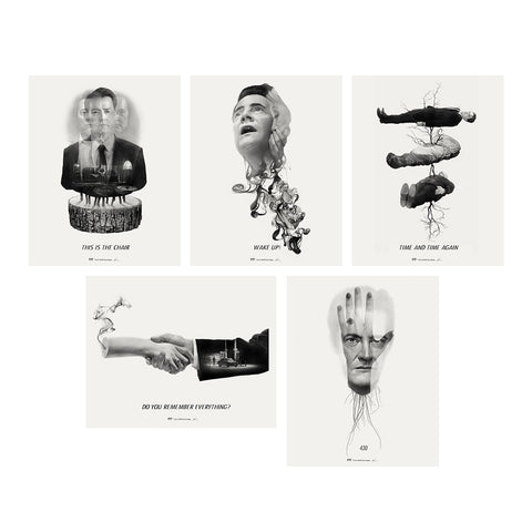 Twin Peaks Giclee Set - Series 11