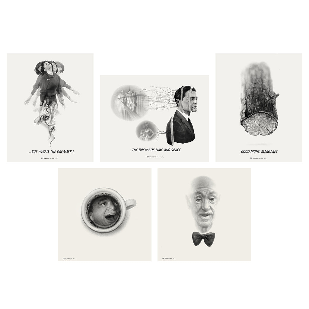 Twin Peaks Giclee Set - Series 8
