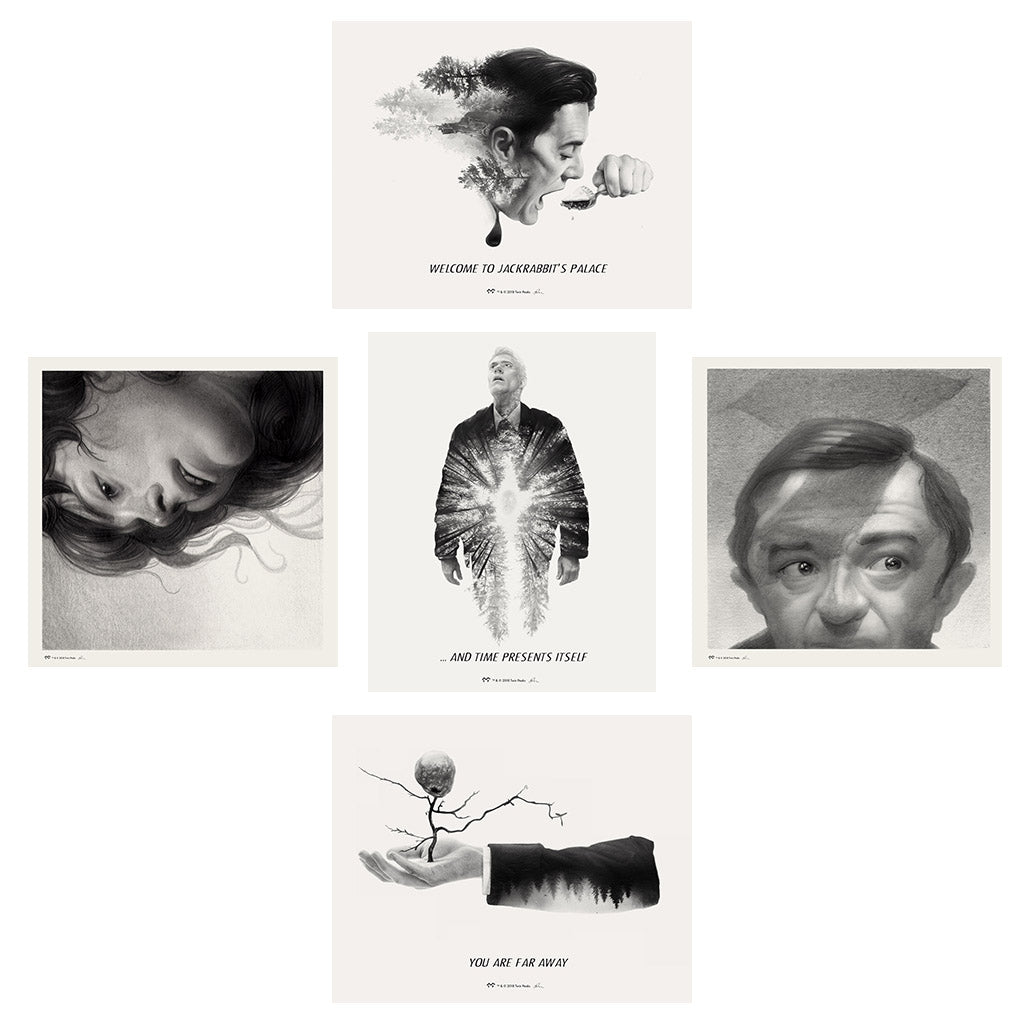 Twin Peaks Giclee Set - Series 9