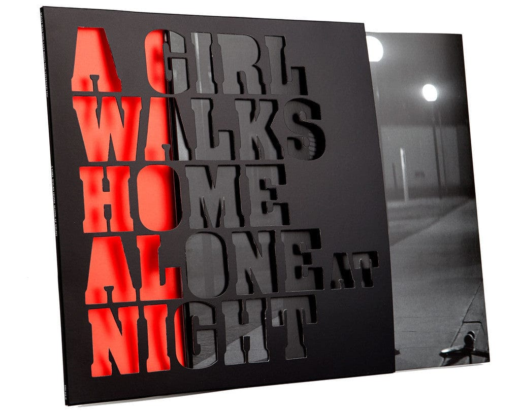 A Girl Walks Home Alone At Night 2xlp Mondo