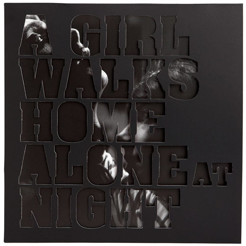 A Girl Walks Home Alone At Night 2XLP