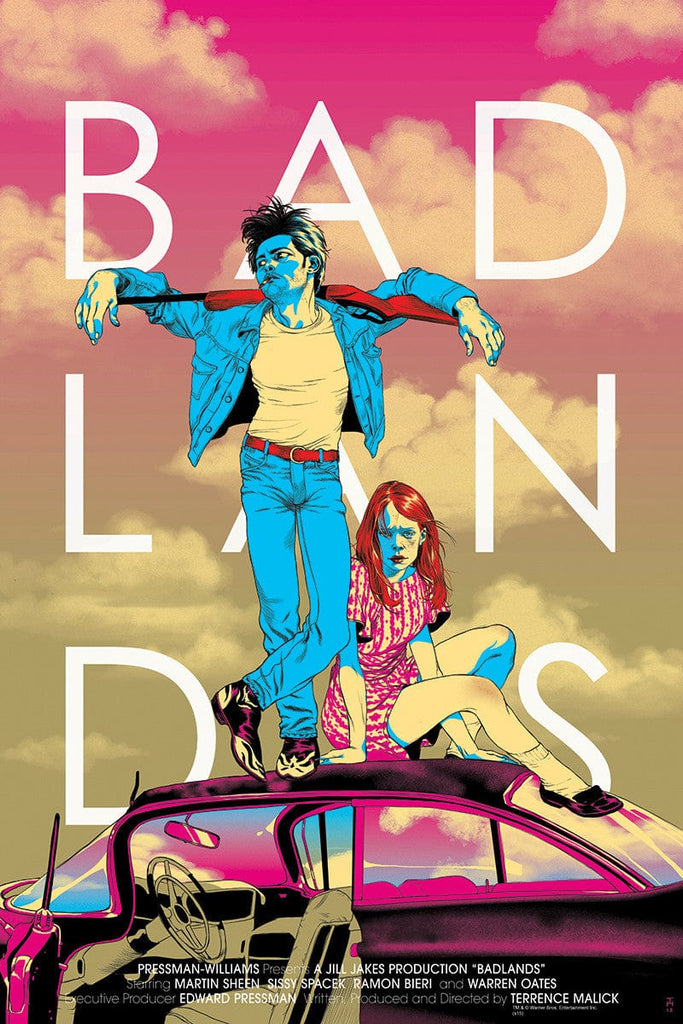 Badlands (Variant)