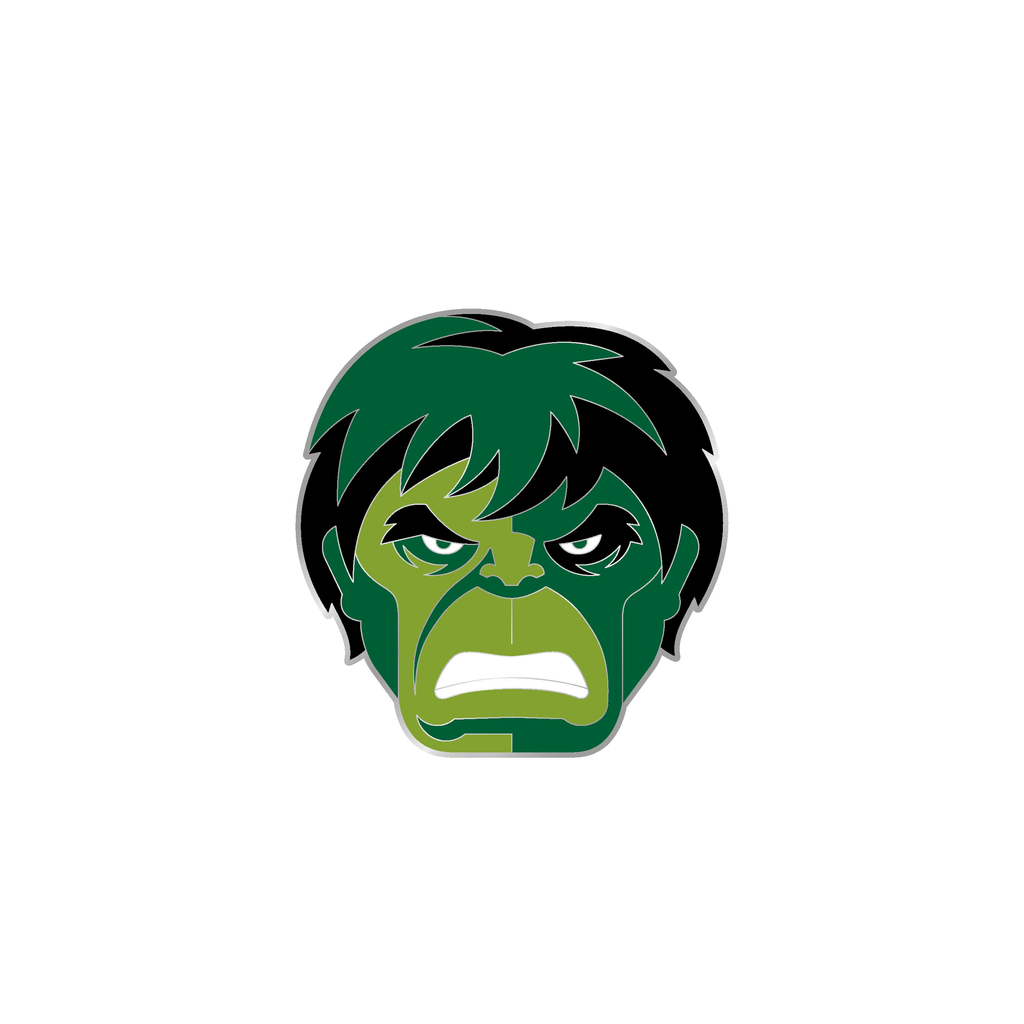 Incredible Hulk Enamel Pin (Pre-Order)