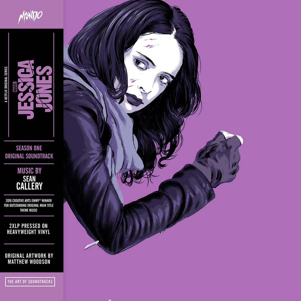 Marvel's Jessica Jones - Season One - Original Soundtrack 2XLP